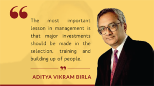 I wish I had met Aditya Vikram Birla in his lifetime