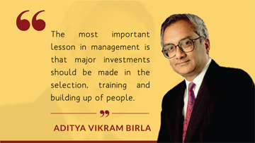 I wish I had met Aditya Vikram Birla in his lifetime