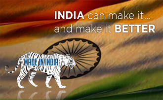 India can make it. And make it better.