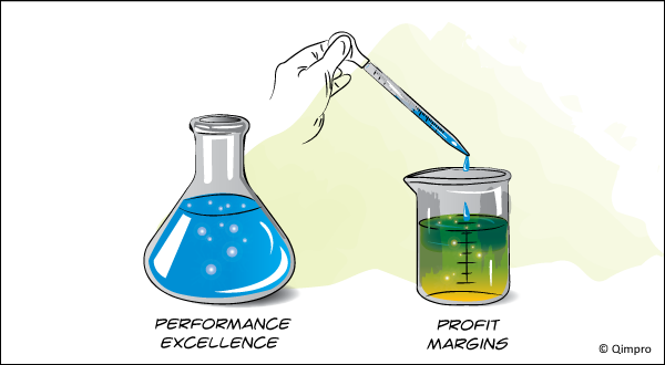 Performance Excellence - An Elixir - Qimpro