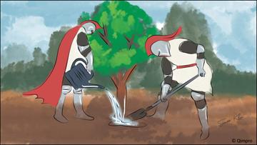 Green Crusaders