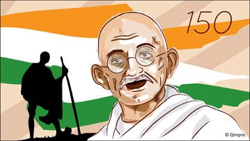 Remembering Mahatma Gandhi @ 150