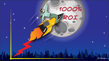 How to Deliver 1000% ROI?