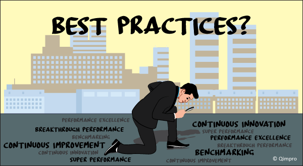 Where are best practices? - Qimpro