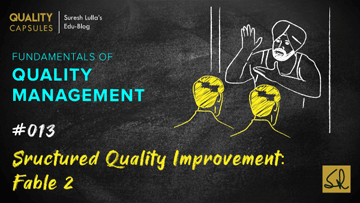 STRUCTURED QUALITY IMPROVEMENT: FABLE 2