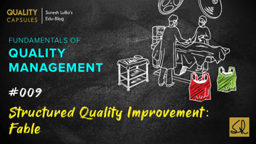 STRUCTURED QUALITY IMPROVEMENT: FABLE