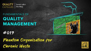 Phantom Organisation for Chronic Waste