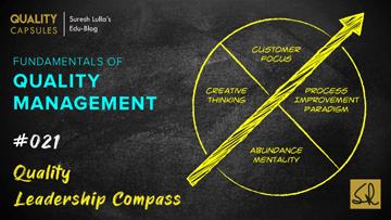 QUALITY LEADERSHIP COMPASS