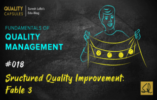 STRUCTURED QUALITY IMPROVEMENT – FABLE 3