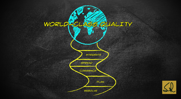 Quality Capsule 22 - Road to World Class Quality