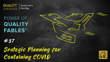 STRATEGIC PLANNING FOR CONTAINING COVID