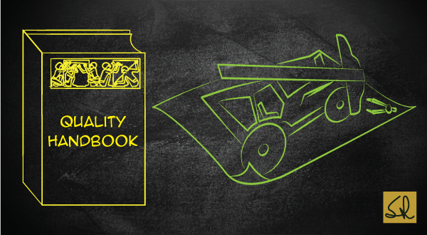 Quality Fable: Quality Handbook and the Art of Tractor Design