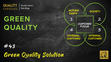 Green Quality Solution