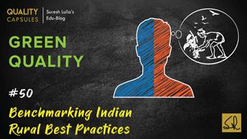 Benchmarking Indian Rural Best Practices